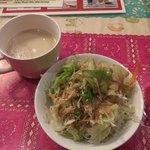 ムンバイキッチン - スープ、サラダ