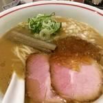 MEN-EIJI - 魚介豚骨醤油