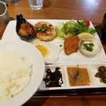のものキッチン - 東北盛り合わせ定食