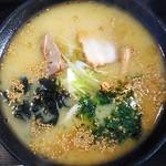 村井家 - 料理写真:シンプルみそ780円
