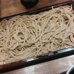 76438760 - 蕎麦と前菜セット【2017.11】