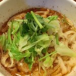 XI'AN - ニンニクユーポー麺