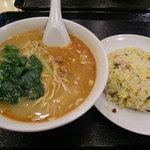 Manshinsaikan - 坦々麺&チャーハン