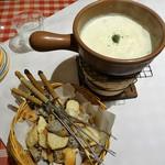 ルージュトマト - cheese fondueおかわり♡