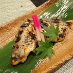 禅紫 - マナガツオ味噌ゆうあん焼き