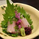 禅紫 - タチウオ刺身