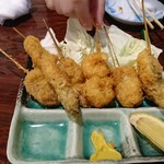 串の栄 - 料理写真: