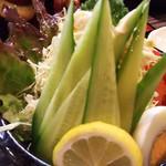 鳥せい - 野菜サラダ