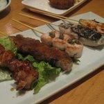 ブレス・串焼 - おまかせ串 5本