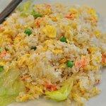 百香亭 - 叉焼生菜炒飯¥880-