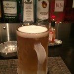 スタンダード - キンキンに冷えたジョッキグラス