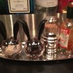スタンダード - 岩塩と胡椒のウサギの削り器