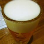 海の日  - ◆生ビール