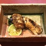 焼き松茸 (丹波篠山産)