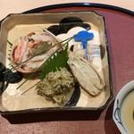 茹でセコガニ・蟹ツメ・蟹味噌 (津居山ガニ)