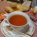 さるうて イタリアリストランテ - スリランカ産セイロン紅茶389 色香り豊かな落ち着く紅茶