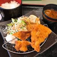 福助-センター定食(洋)