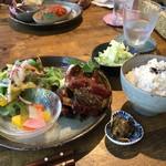 ジャム cafe 可鈴 - 今週の週替わりランチ(950円)