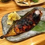 銀の里 - 料理写真:さばみりん(料金不明)