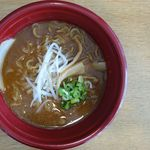 味噌屋麺四朗 - 知多味噌ラーメン