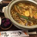 みのぜん - カレー煮込み定食¥1188