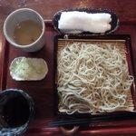 蕎勝人 - もりそば(税込780円)