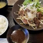 お好み焼 鉄板焼 徳川 -