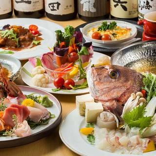 千葉県を中心とした産地直送のこだわりの鮮魚