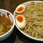 三豊麺 - 【濃厚魚介つけ麺 味玉】¥890