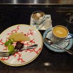 松阪牛 よし田 - デザートとコーヒー
