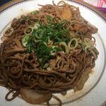 ヤキソバル ダブリュワイ - 昔ながらのソース焼き麺☆★★☆大