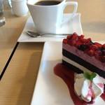 カフェ・アンダンテ - ケーキセット