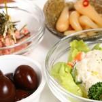 サニィラウンジ - 小皿おつまみ各種