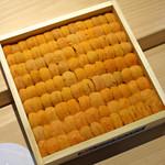 鮨 なんば - 北海道平川水産の雲丹