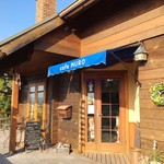 cafe MURO - カフェ入口