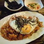 ソウルハウス - キムチ炒飯
