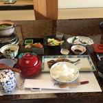 古屋旅館 - 料理写真:朝食