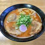 麺屋 じすり - 海老味噌特製