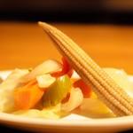 ゴロゴロ野菜のピクルス