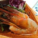 R-SHRIMP - 3種の海老食べ比べ