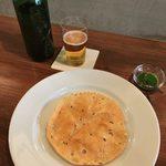 インド料理 マルジョウ - 「パパド」