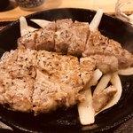 豚ステーキ十一 -