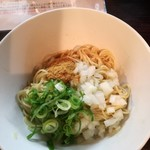 麺や でこ - 生姜の和え玉 200円