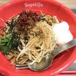 スガキヤ - 料理写真:台湾まぜそば