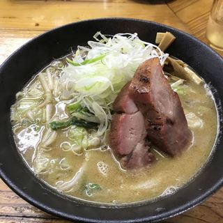 ヤマシロ - 料理写真:味噌ラーメン