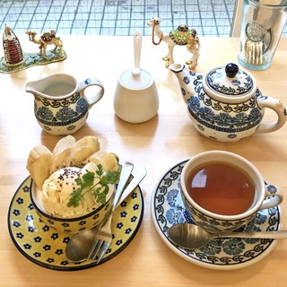 GALLERY&CAFE CAMELISH - Weekday Afternoon SET(1000円)