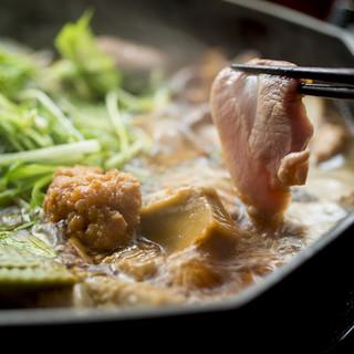 特選あきらの鶏すき焼きと〆の親子丼