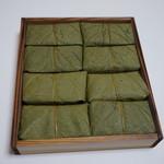 76480347 - 柿の葉寿司