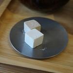 ツジムラ - 葛菓子 この鉄製小皿は店内で購入可能