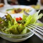 カフェドゥラプレス - サラダ